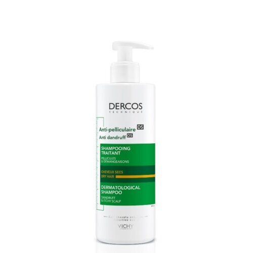 dercos anticaspa seca 390ml
