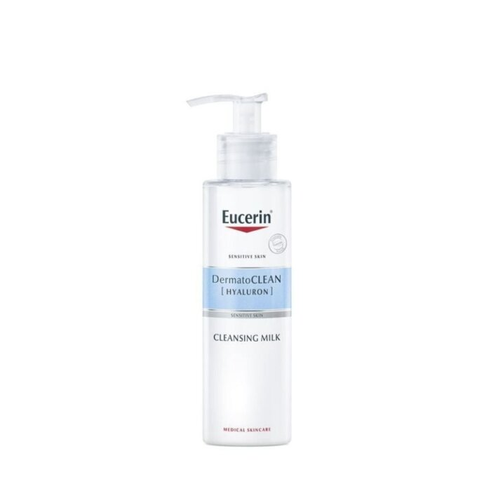 eucerin cleansing milk