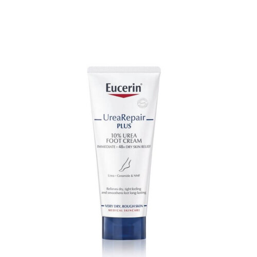 eucerin urea repair pés